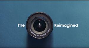Camera-reimagined
