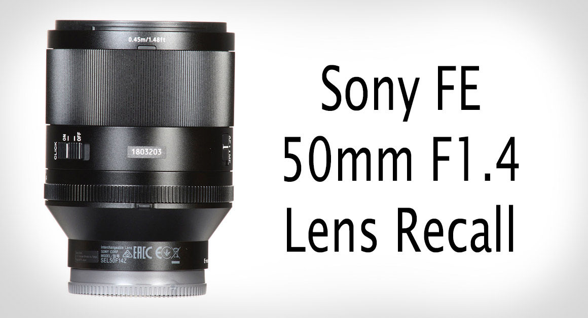 Sony-50mm-recall
