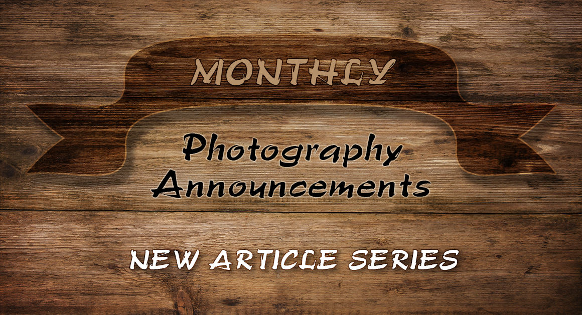 monthly annouoncements