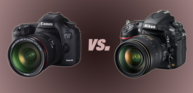 5D Mark III vs D800