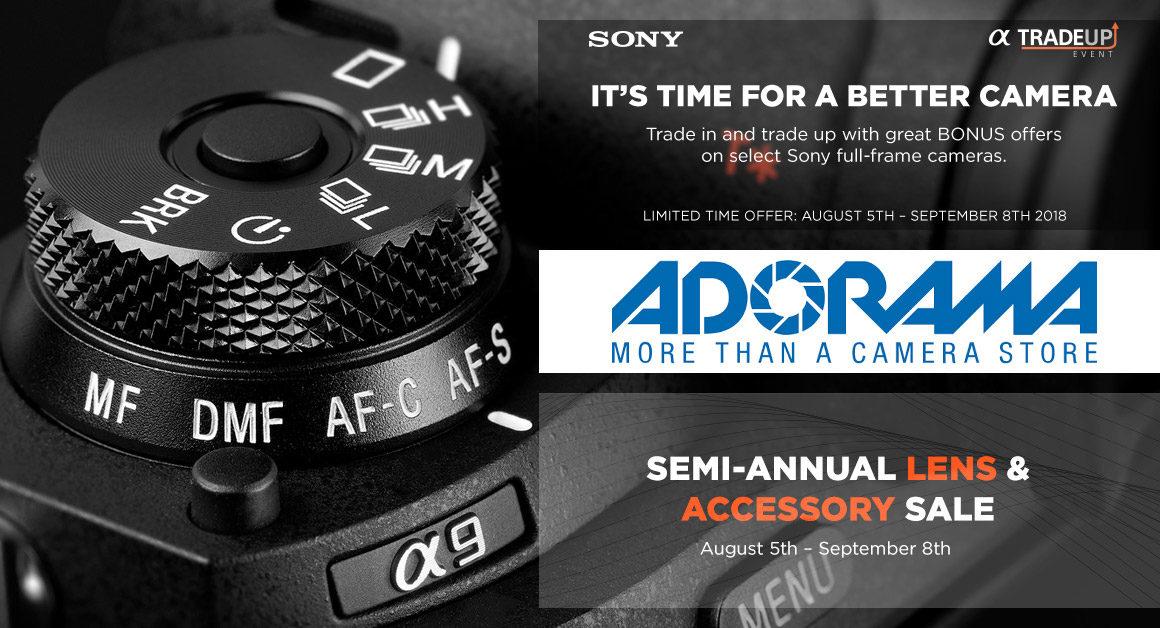 Adorama-Sony-trade-up