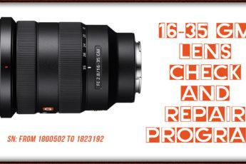 SEL1635GM-Lens-Check-and-Repair-Program