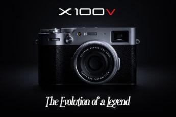 Fuji X100V